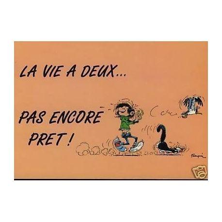 G. Lagaffe - La vie a 2...pas encore pret ! - Franquin