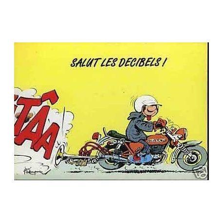 G. Lagaffe - Salut les decibels !- Franquin