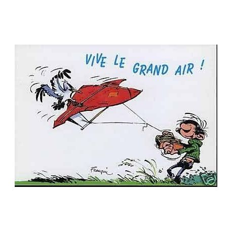 G. Lagaffe - Vive le grand air ! - Franquin