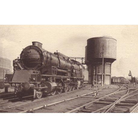 Locomotives du Sud-Est - Machine 151A.1