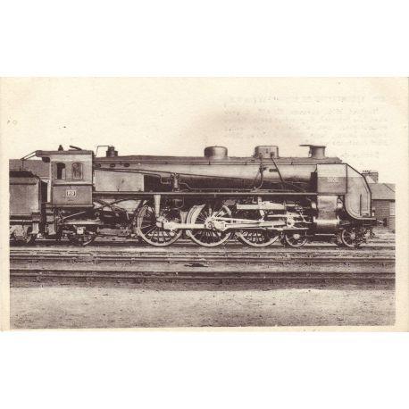 Locomotives du Sud-Ouest - Machine 3606