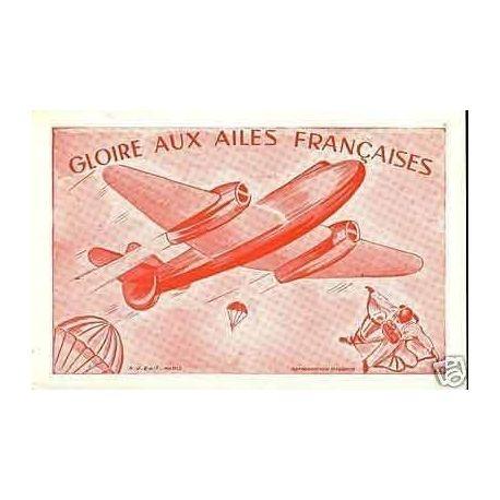 Gloire aux ailes franCaises