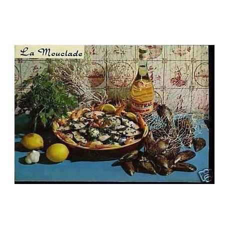Carte Recette - La Mouclade