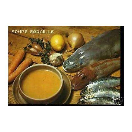 Carte Recette - La soupe Godaille
