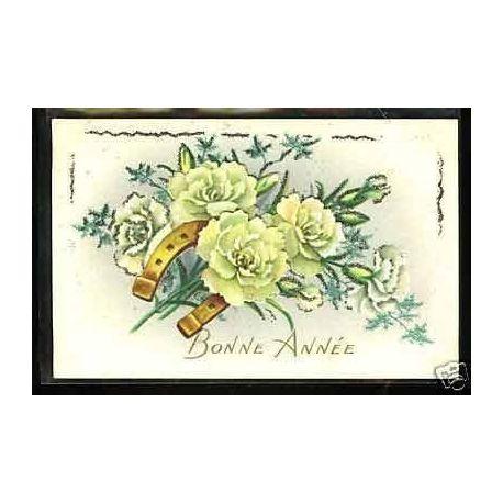 Fleurs en ajoutis - Bonne annee
