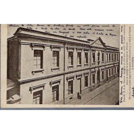Argentine -Casa de N.S. de Dolores fundada en 1895