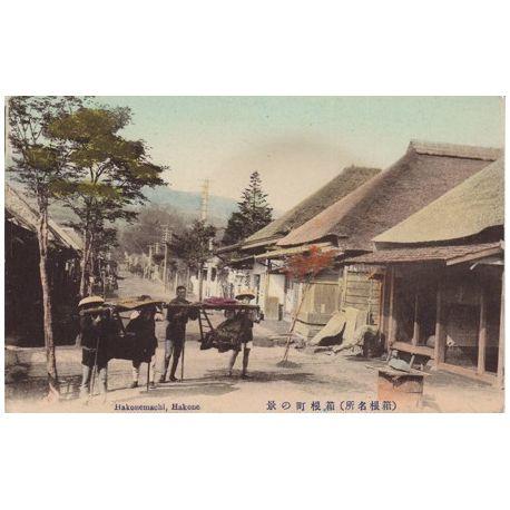 Japon - Hakonemachi - Hakone - Animee