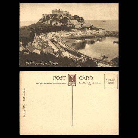 Jersey - Mont Orgueil Castle