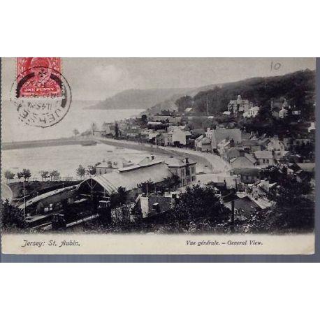 Jersey - St. Aubin - Vue generale