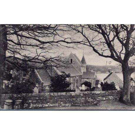 Jersey - St. Brelade's Church