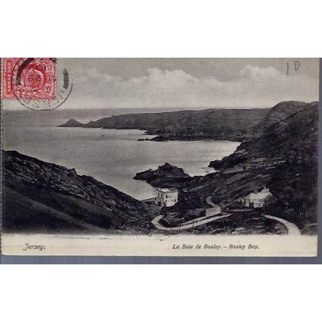 Jersey - VLa baie de Bouley
