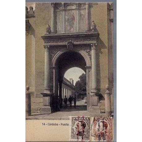 Espagne - Cordoba - Puerta