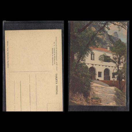 Espagne - Estacio de Montserrat - Funiculare de Montserrat a St Joan