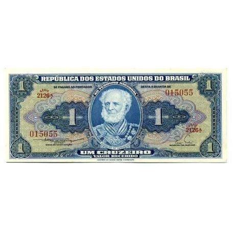 Billets collection Bresil Pk N° 150 - 1 Cruzeiro