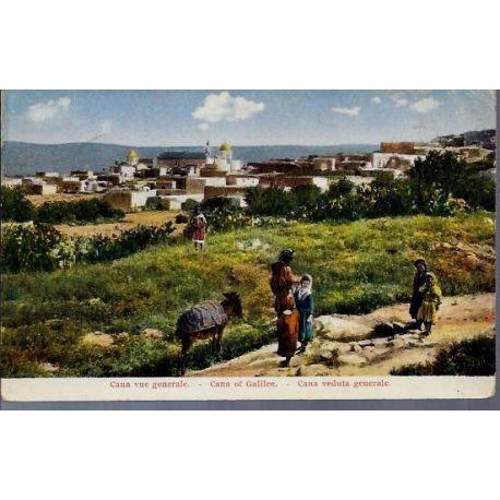Israel - Cana vue generale