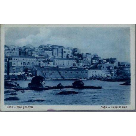 Israel - Jaffa - Vue generale