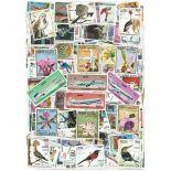 Sammlung gestempelter Briefmarken Kamputchea
