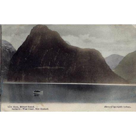 Australie - Lion Rock Milford Sound