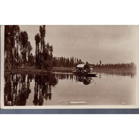 Mexique - Carte photo - Xochim ilco - 1919