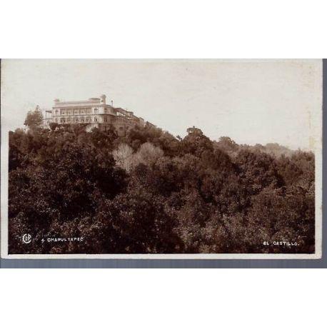 Mexique - Mexico - El castillo - Chapultepec