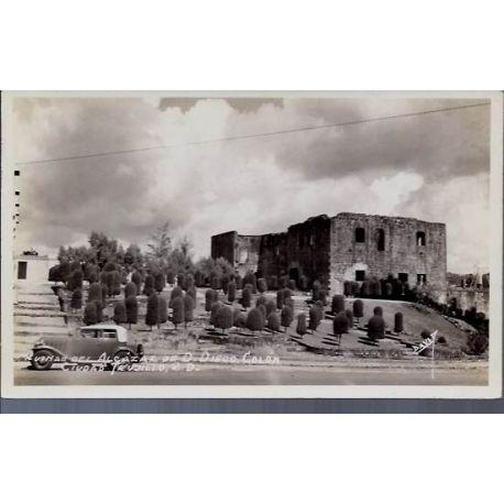 Mexique - Ruinas del Alcazar de D. Diego Colon