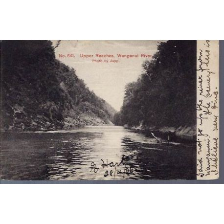Nelle Zelande - Upper Reaches Wanganui River