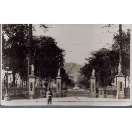 Perou - Lima - Alameda de los Descalzos