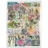 Collection de timbres Kelantan oblitérés