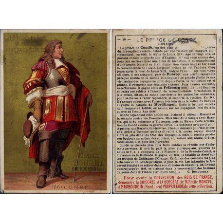 Chromo - Chicoree A La Bergere - Emile Bonzel - Haubourdin - Le prince