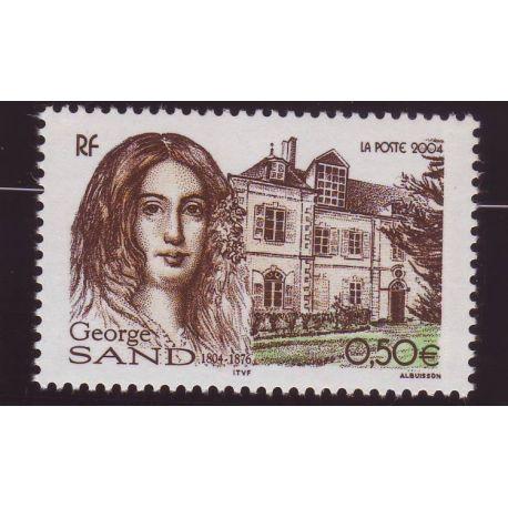 Timbre France Variete - N° 3645a - Violet absent - Signe Calves - TB - **