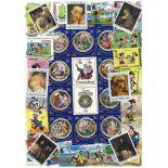 Sammlung gestempelter Briefmarken Lesotho