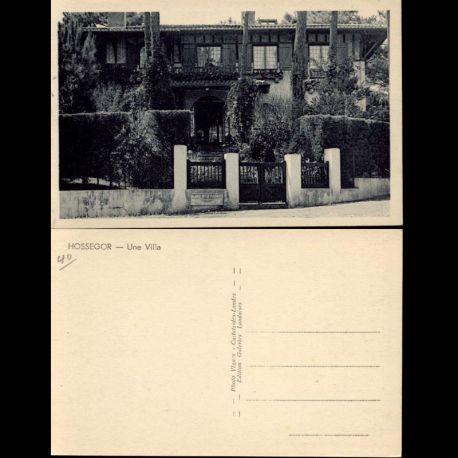 Carte postale 40 - Hossegor - Villa Lou Repaous