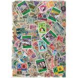 Colección de sellos Libia usados