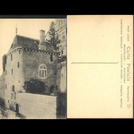 50 - Mont Saint Michel - La maison de Du Guesclin