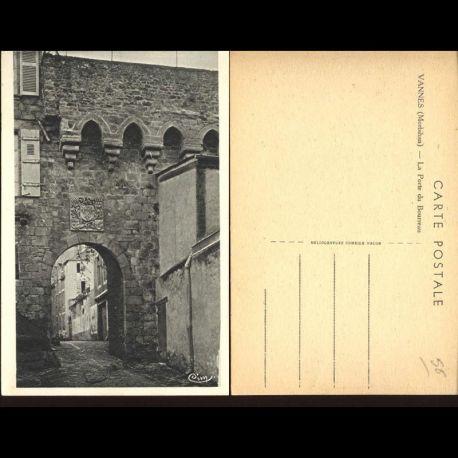 56 - Vannes - La porte du bourreau