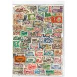 Collezione di francobolli Martinica usati