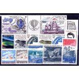 Briefmarke TAAF Année ganzes 1984 - neu ohne Scharnier