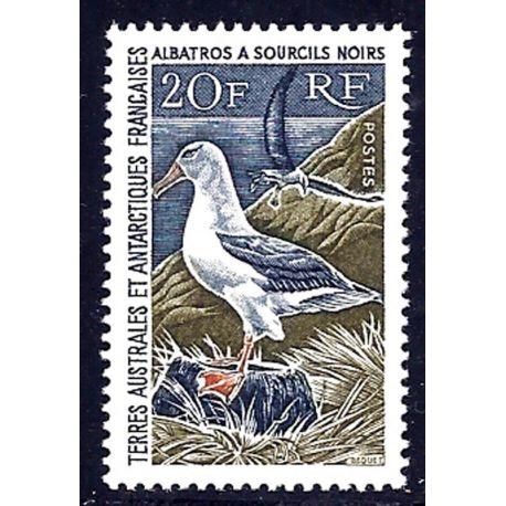 TAAF N° 24 - Albatros - Neuf sans charnière