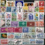 Collection de timbres France oblitérés Europa