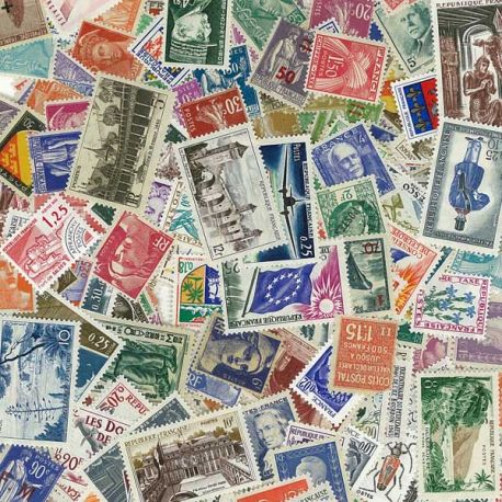 Collection de timbres France neufs