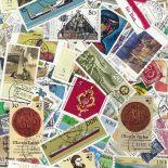 Colección de sellos Alemania usados