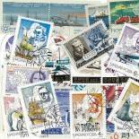Collection de timbres Antarctique oblitérés