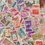 Used stamp collection Spain Colonies