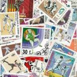 Stamp collection used Fencing