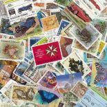 Oceanie Sammlung Briefmarken gestempelt