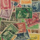 Sammlung gestempelter Briefmarken philipinisch Us Verwaltung
