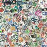 Sammlung gestempelter Briefmarken Skandinavien