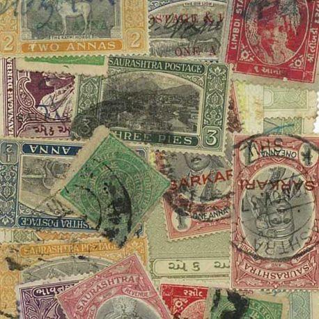 Soruth - 25 verschiedene Briefmarken