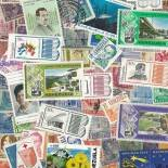 Sammlung gestempelter Briefmarken Venezuela