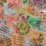 Victoria Different Stamps